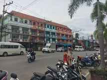 Shophouses at Ao Nang